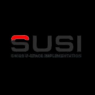 swiss u space logo